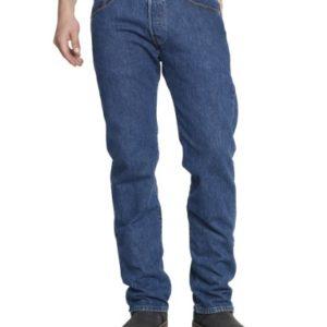 Levis-Homme-501-Original-Straight-Fit-Jeans-Bleu-Stonewash-W44L34-Taille-Fabricant-W44L34-0-2