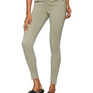 FIND-Super-Soft-Jeans-Femme-Vert-Light-Olive-14-Taille-Fabricant-Large-0