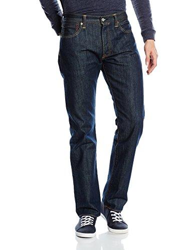 Levis-Homme-Jeans-501-Original-Straight-Fit-Bleu-80700-Levis-Marlon-162-W36L32-0