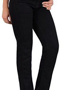 by-tex-Jean-femme-pantalon-en-jean-femme-Jeans-taille-haute-noir-et-bleu-grande-taille-34-36--54-56-0
