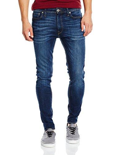 JACK-JONES-JJILIAM-JJORIGINAL-AM-014-LID-NOOS-Jeans-Homme-Bleu-Blue-Denim-W30L30-Taille-fabricant-30-0
