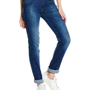 Lee-Marion-Jeans-Droit-Femme-Bleu-night-Sky-W33L33-0