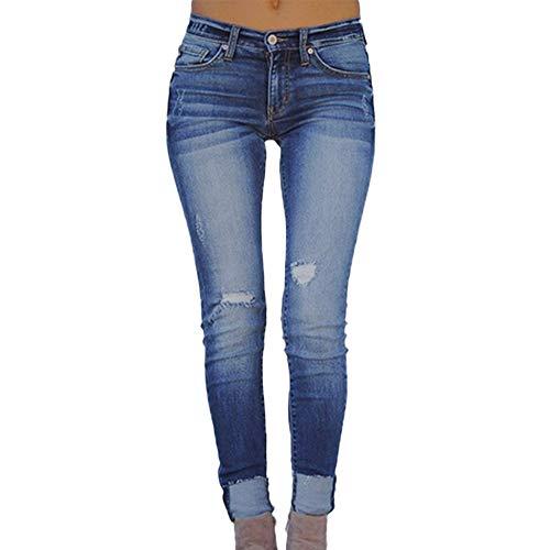 2018-Mode-Trou-Jeans-Femmes-Automne-lastique-Plus-lche-Denim-Pantalon-Crayon-dcontract-Court-Jean-Sport-GreatestPAK-0