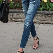 Yidarton-Femme-Jeans-Dchir-Push-Up-Skinny-Slim-Fit-Stretch-Boyfriend-Denim-Jean-Trou-Pantalons-Jeggings-Pants-Casual-Rtro-Bleu-Clair-Large-0-0