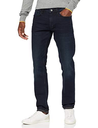 Celio-POSLOVER25-Jean-Homme-Bleu-Blue-Black-Blue-Black-W34-Taille-fabricant44-0