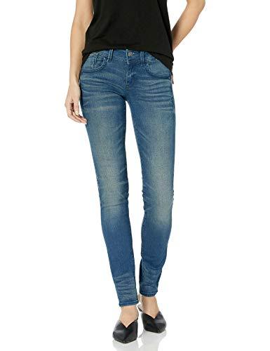 G-STAR-RAW-Lynn-Mid-Waist-Skinny-Jeans-Bleu-Medium-Aged-6550-071-27W-32L-Femme-0