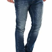 Merish-Jeans-Homme-Bleu-29W-x-32L-0