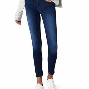 ONLY-15077791-SKINNY-SOFT-ULTIMATE-201-Skinny-Jeans-Femme-Bleu-Dark-Blue-Denim-ML30-M-0