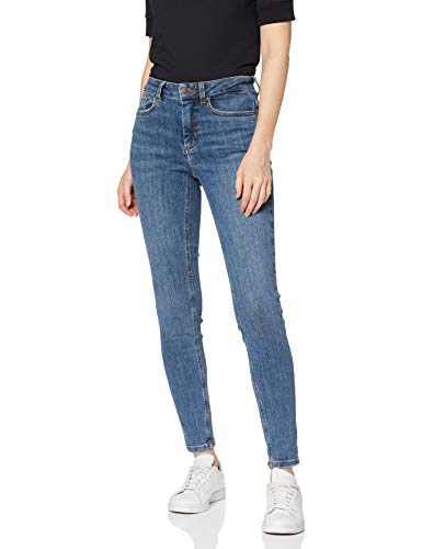 New-Look-T-Aw19-Highrise-Superskinny-Jean-Mid-Blue-40-Taille-Fabricant-12L32-Femme-0